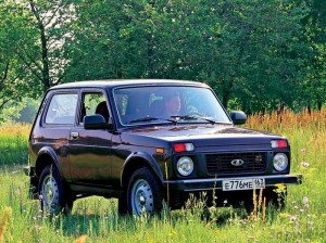 Lada Niva Photo